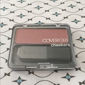 Other - Covergirl Cheekers - Natural Shimmer